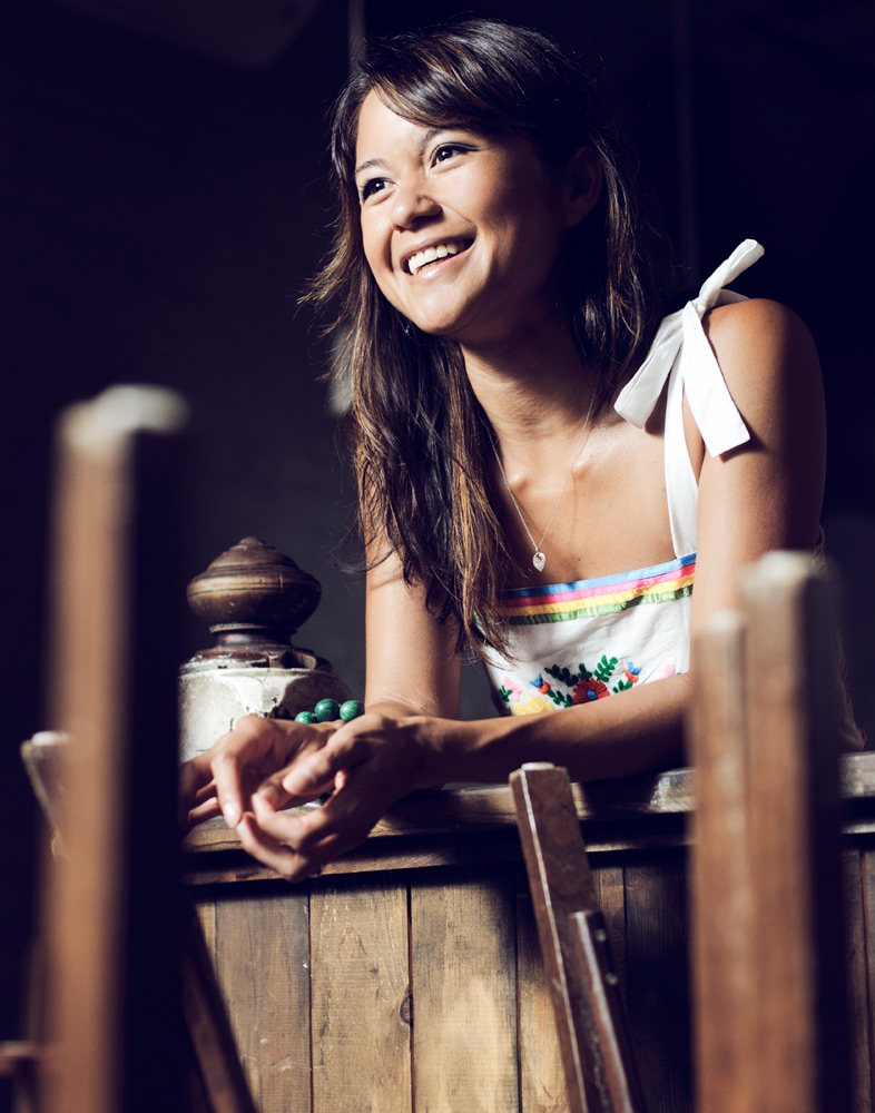Liza de Guia - Chief Storyteller of food. curated.