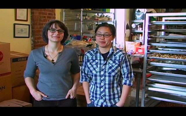 The Next Big Small Brand Finalist #3: Liz Gutman & Jen King of Liddabit Sweets