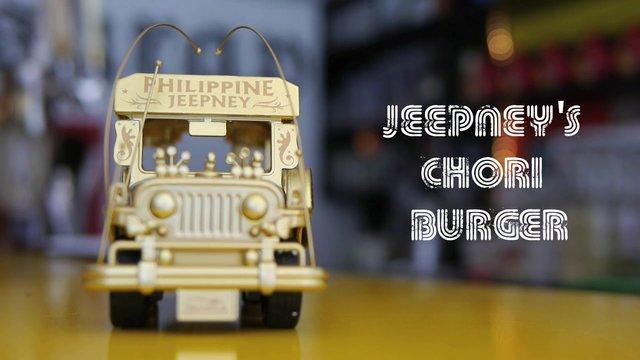 GoogaMooga Sneak Peeks: Jeepney's Chori Burger