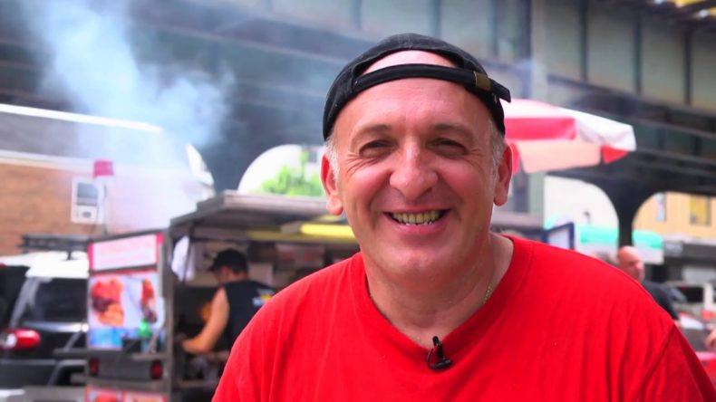 NYC Vendy Awards Finalist, King Souvlaki of Astoria: You Don't Burn, You Don't Learn