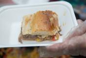 Jersey Cow Sandwich