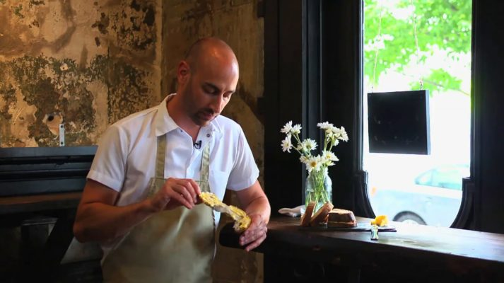 The 'Jiro Dreams of Sushi' of Bread & Butter: Razza Pizza Artiginale