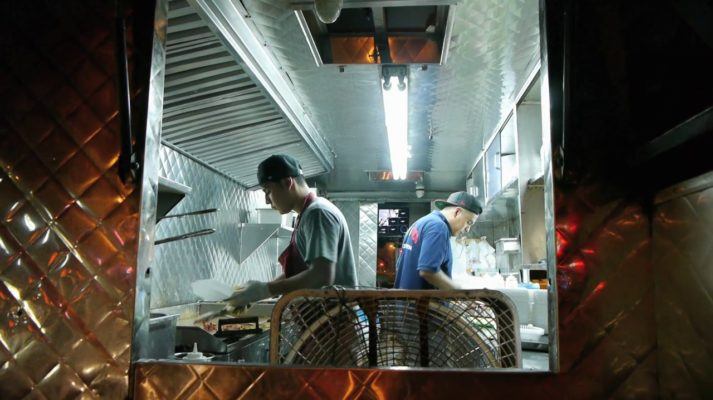 NYC Vendy Awards Cup Finalist 2014: El Rey Del Taco, Mexican Food Truck