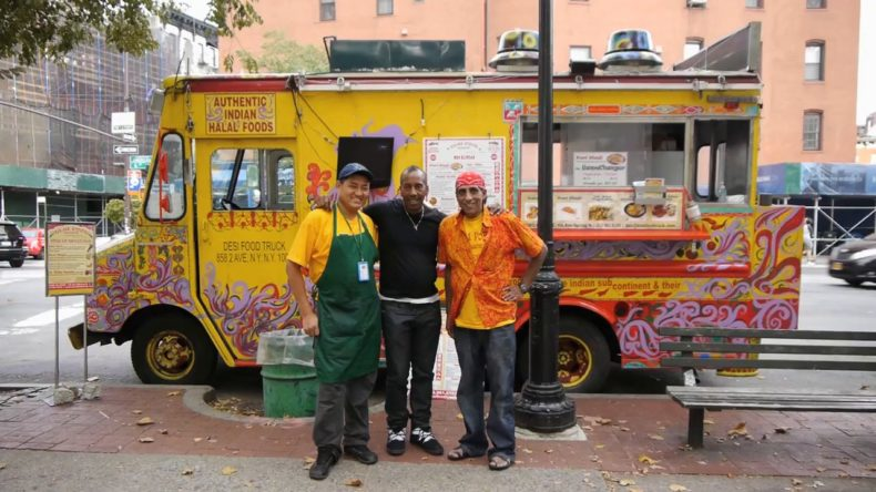 NYC Vendy Cup Finalist 2014: Desi Food Truck