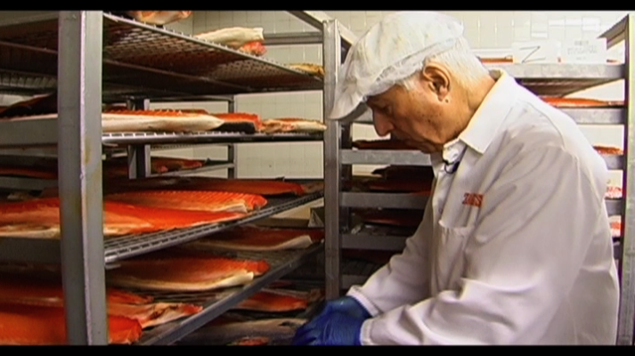 A Picky Tradition: Hand-Selecting Smoked Fish for Zabar's