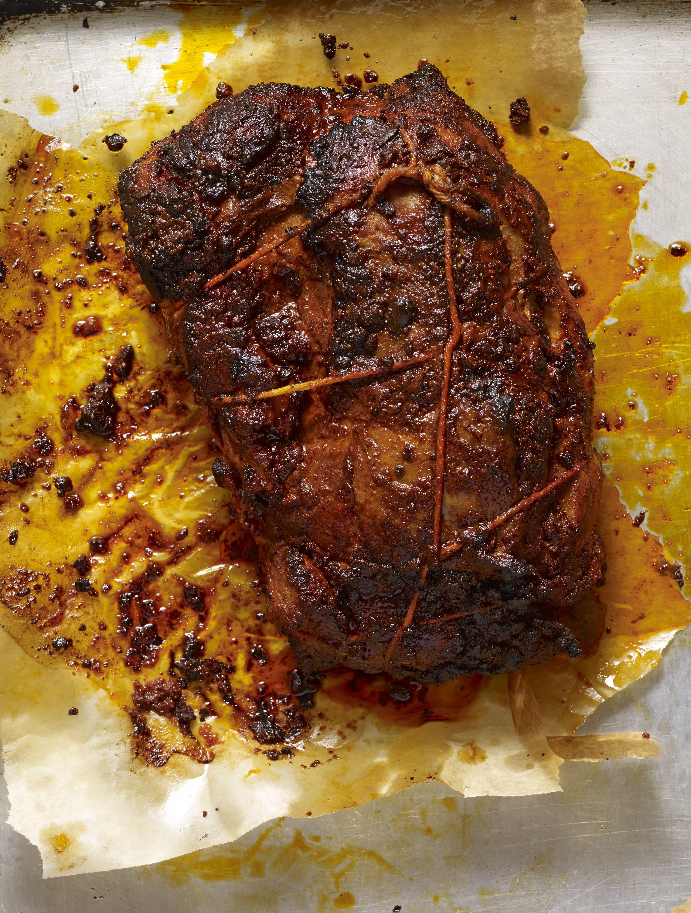 La Vara's Paprika-Marinated Pork Loin Roast