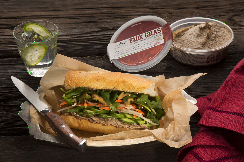Regal Vegan Banh Mi Sandwich