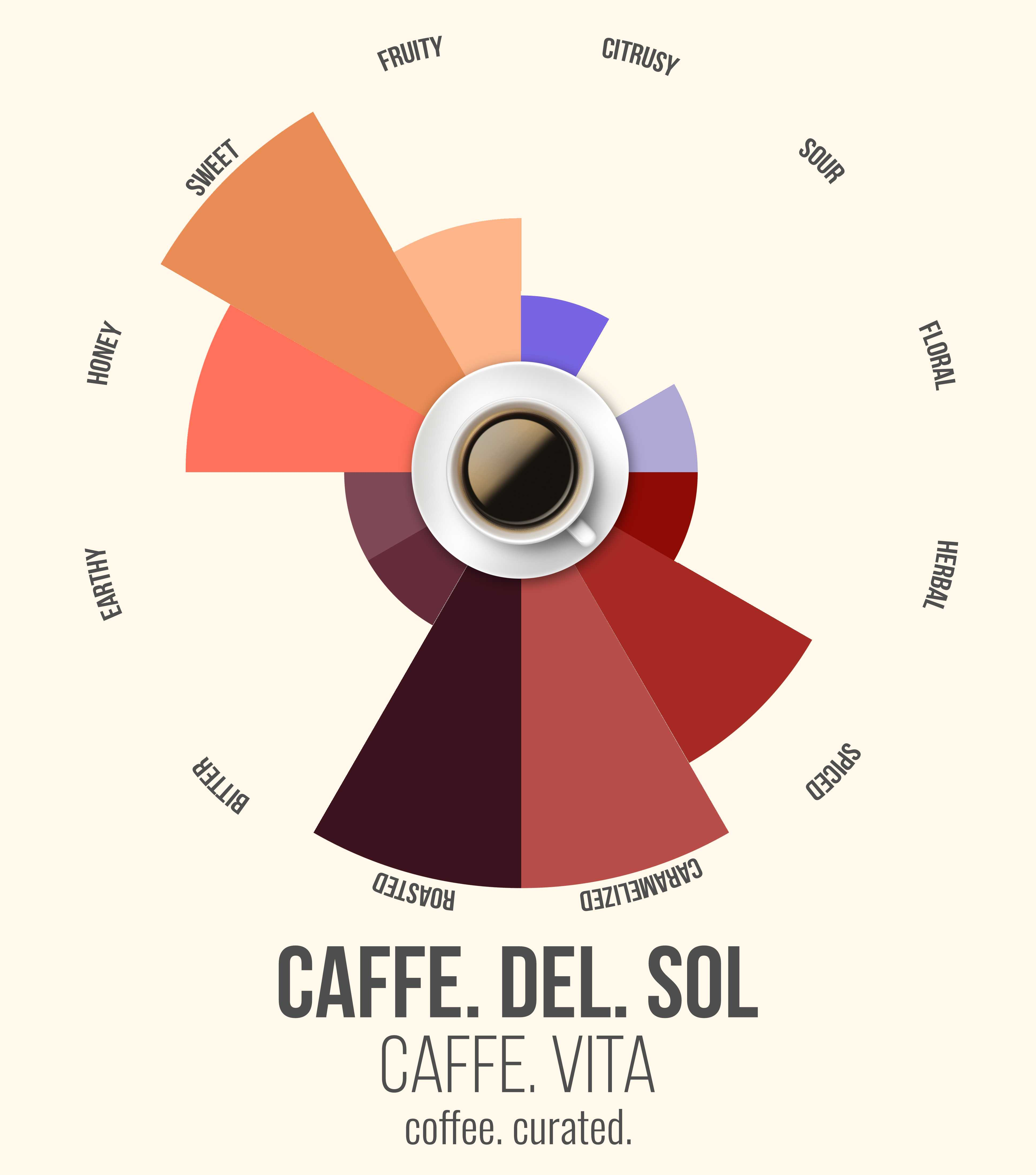 Caffe Vita Caffe DEL SOL