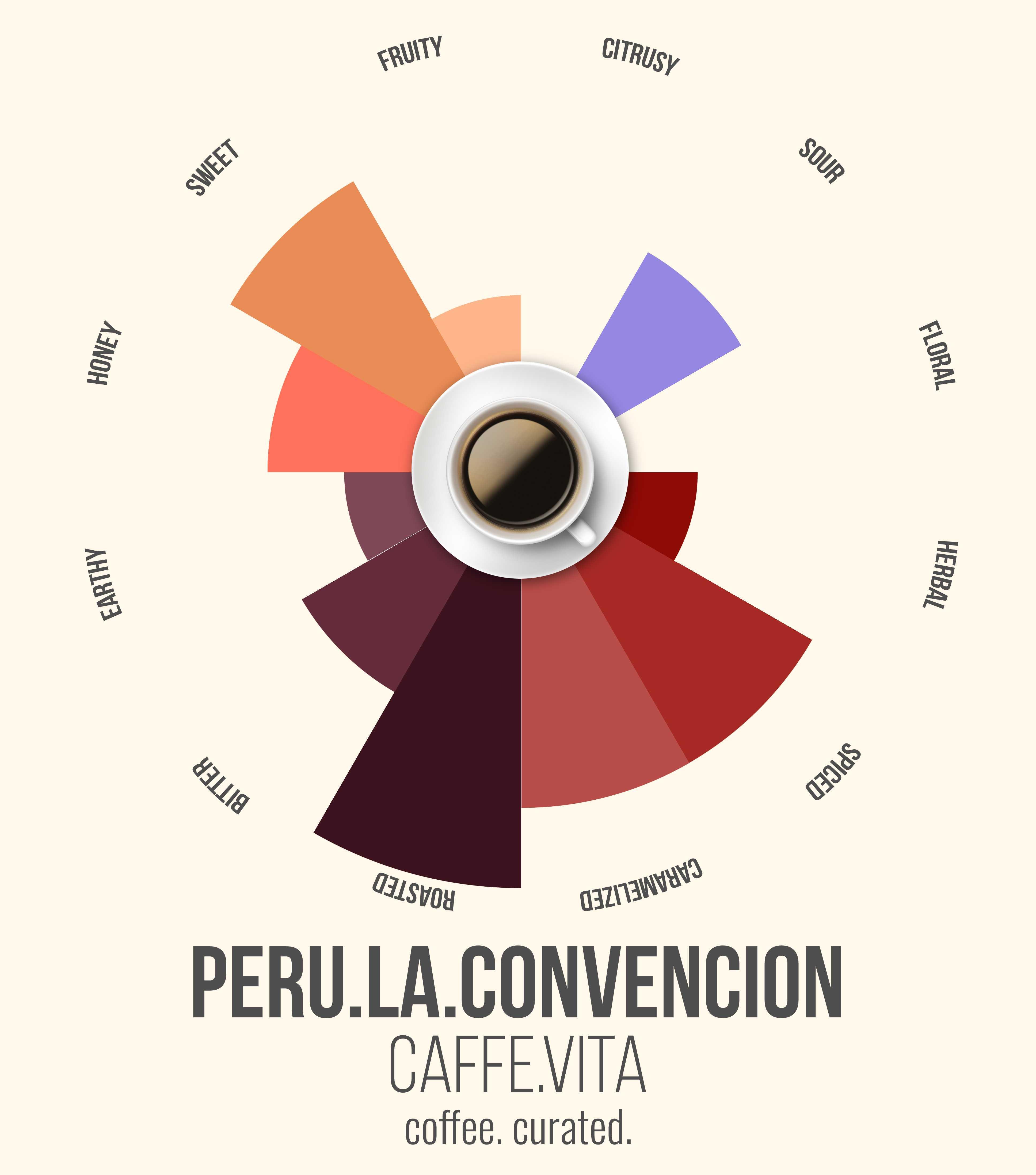 Caffe Vita Peru La Convenciòn