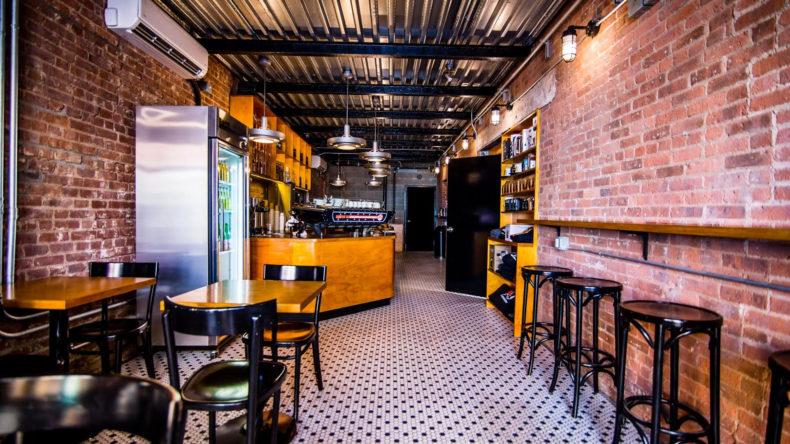 Caffe Vita Coffee Shop East Williamsburg