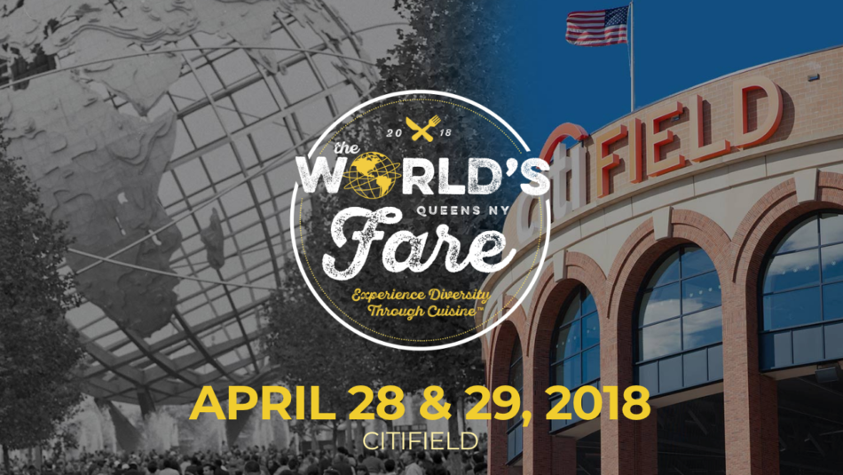 The World\'s Fare Food Festival at Citi Field - Food. Curated.