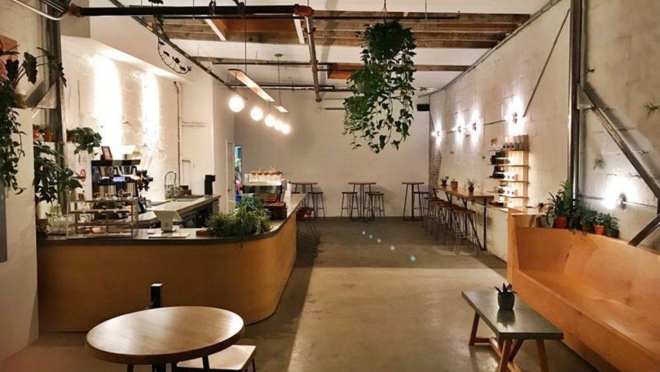Sey Coffee Interior Brooklyn