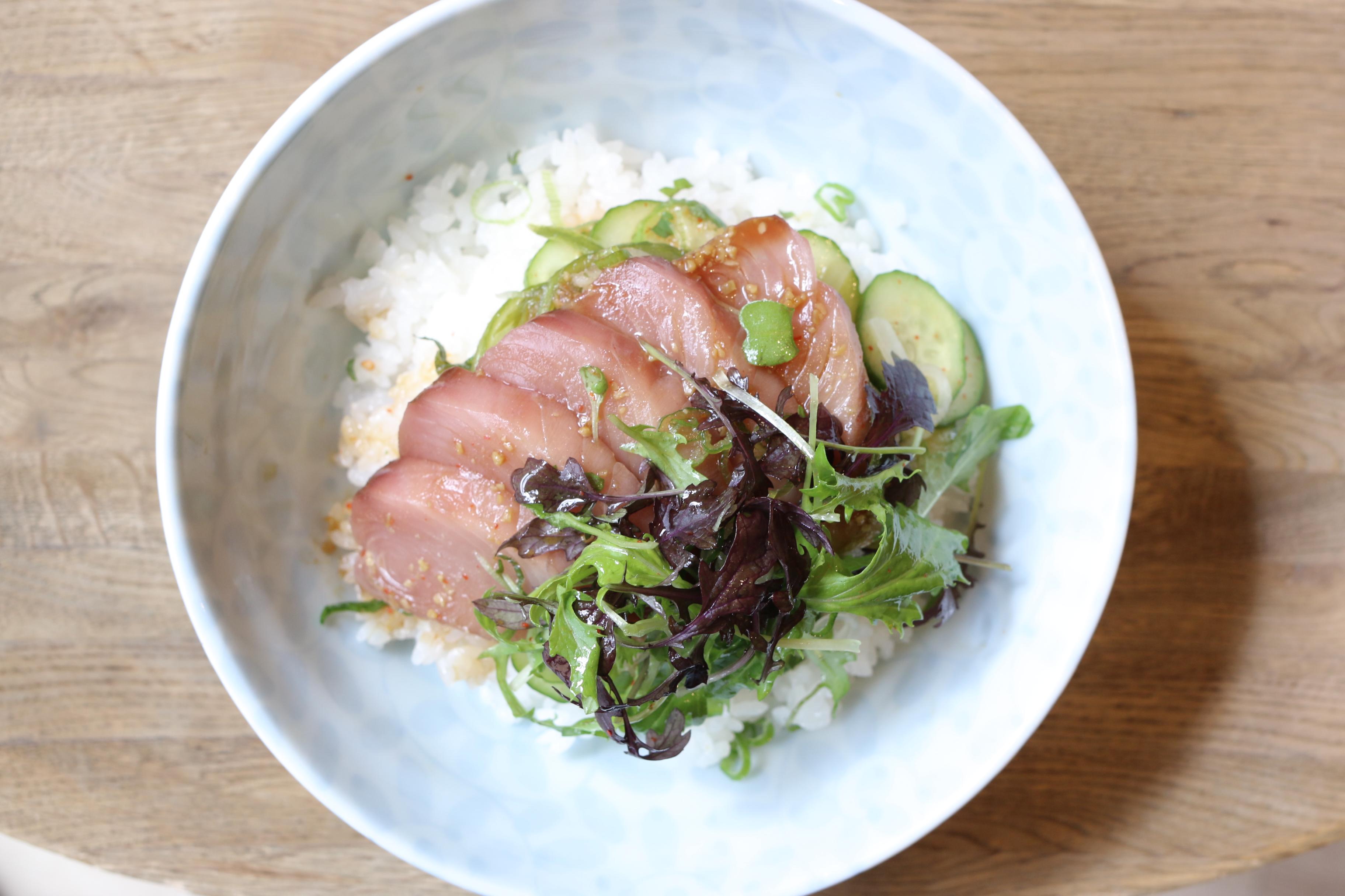 Recipes: How to Make & Flavor Poke Rice, Chikarashi-Style