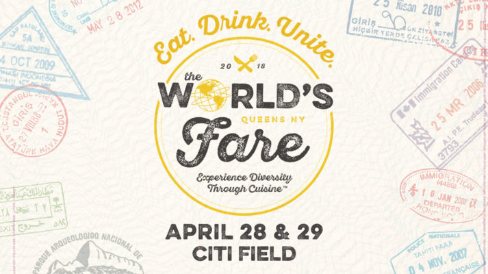 the world's fare food festival