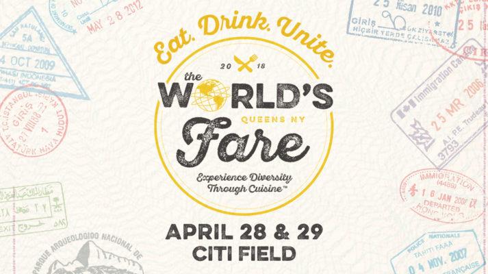 the world's fare food festival