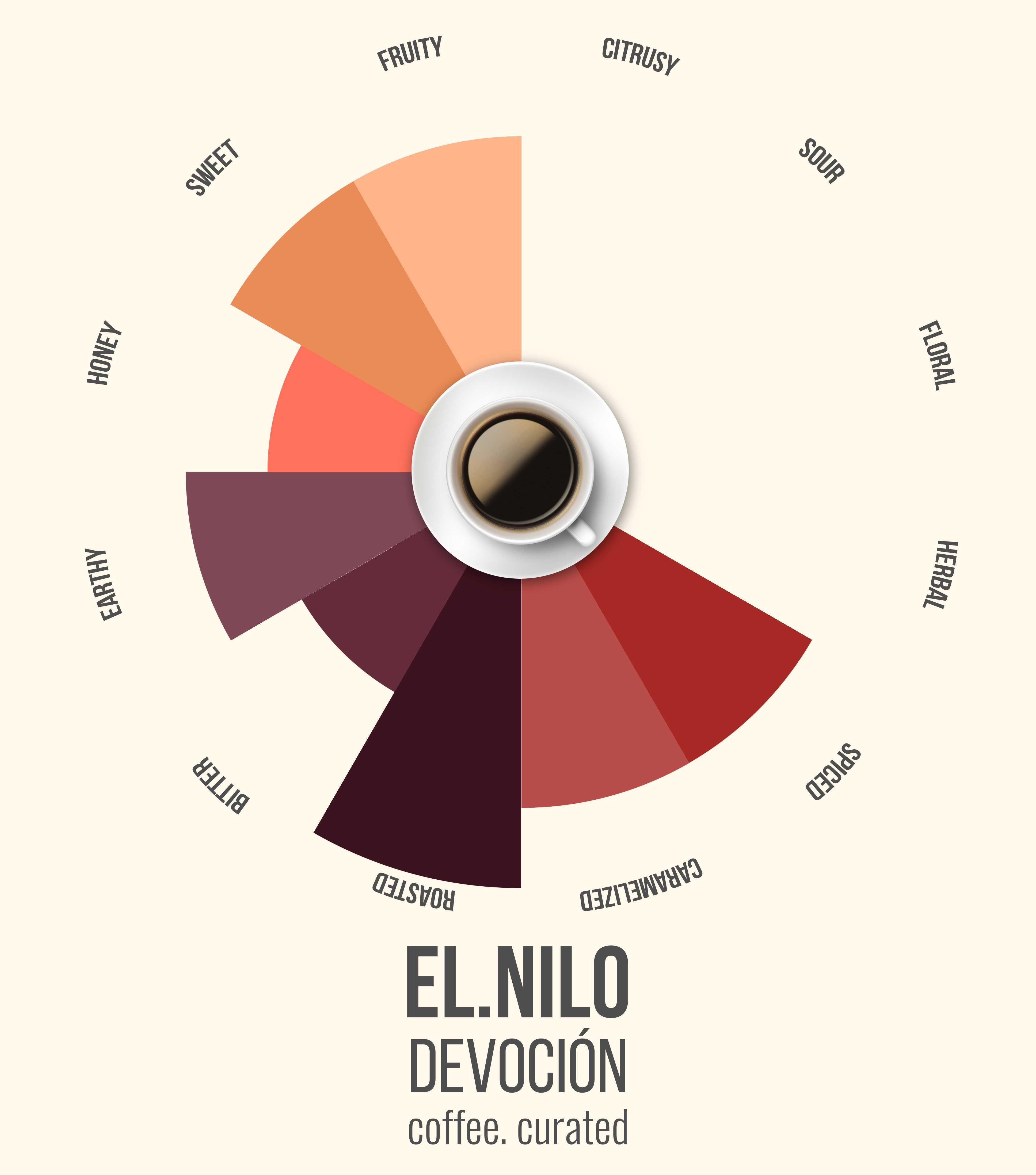 EL NILO Devocion Coffee