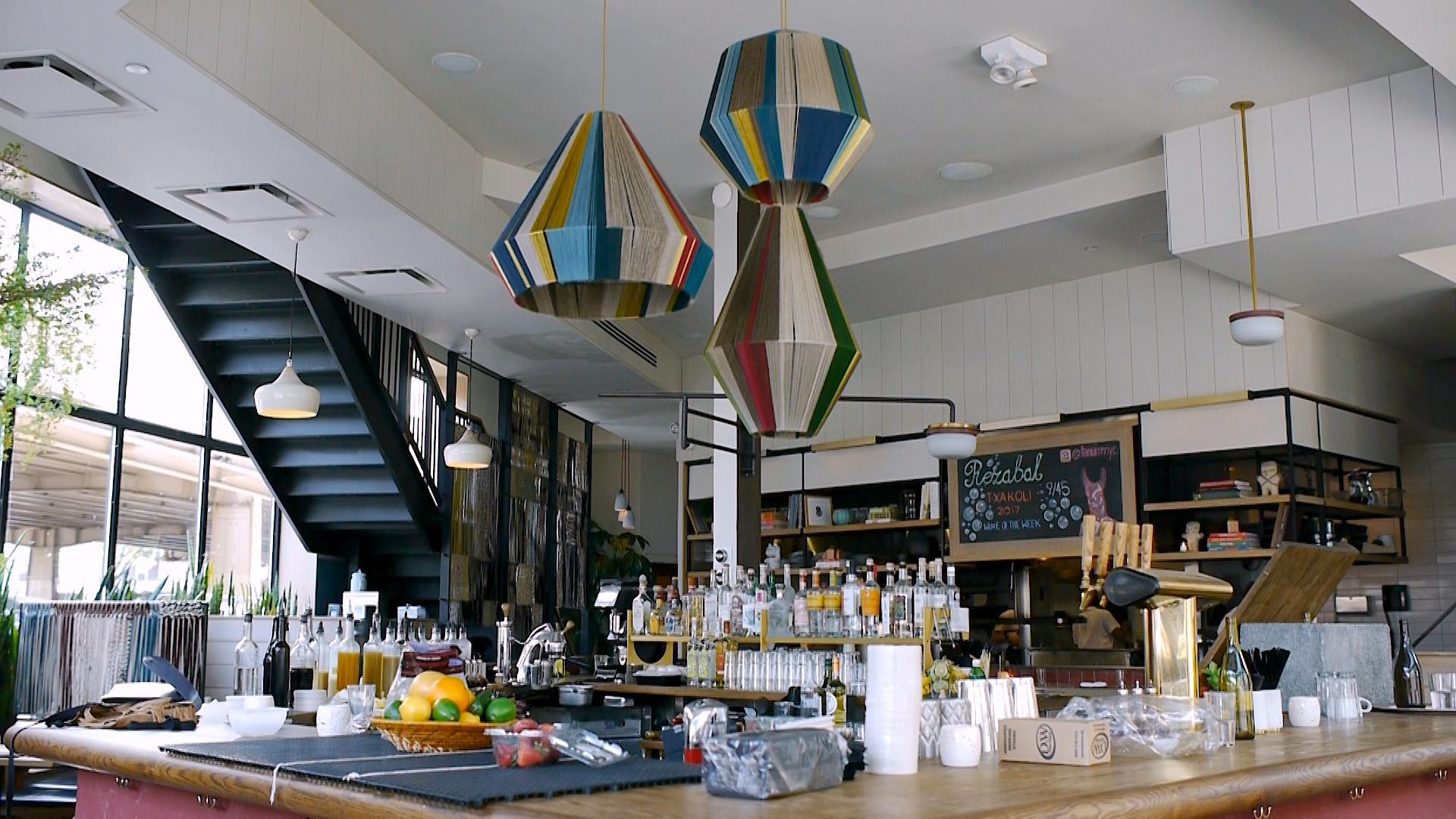 Llama Inn Bar Interior FoodCurated