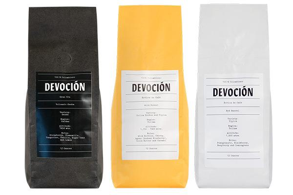 Devocion Coffee Bags