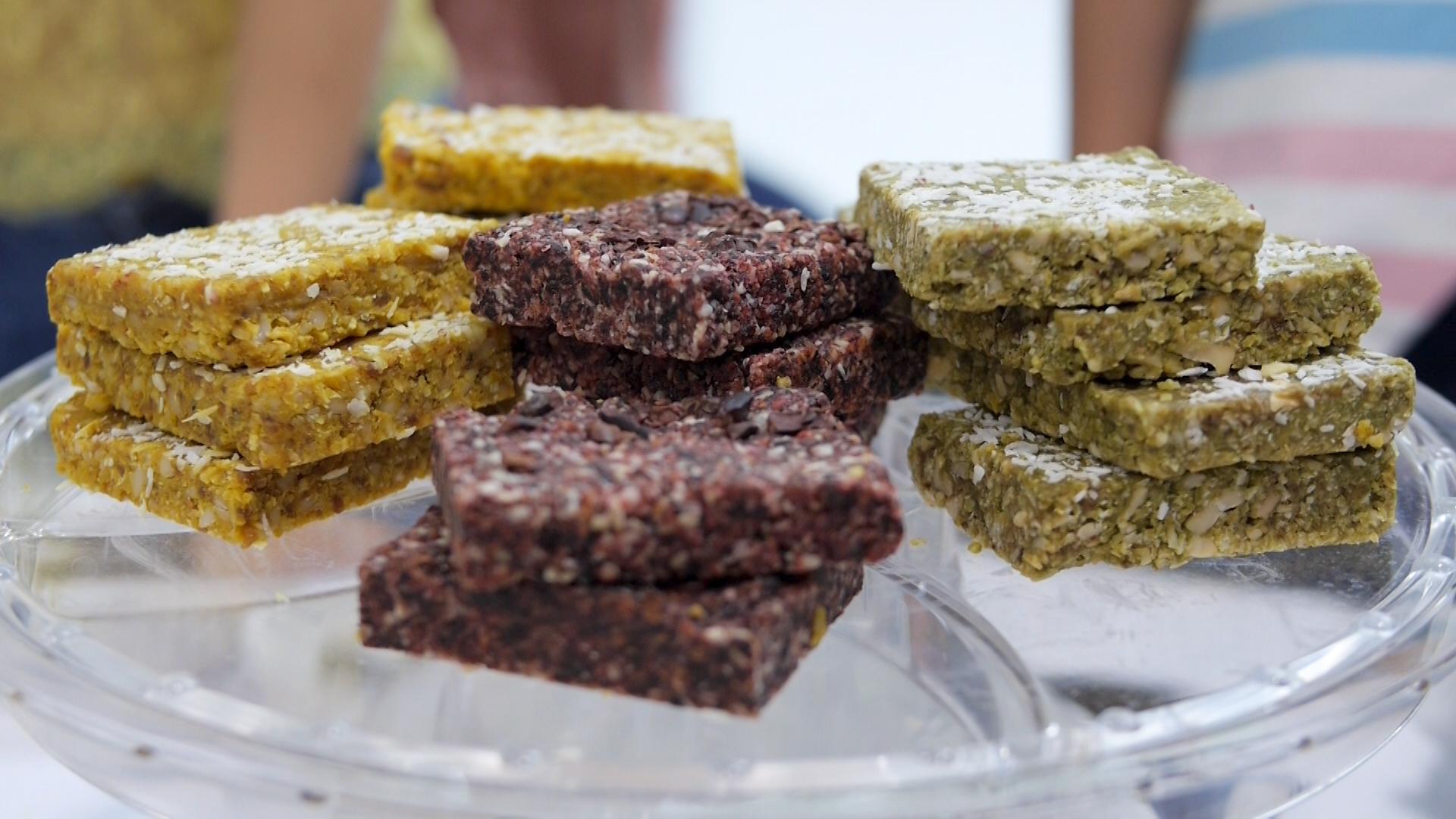 Ocka Treats Bliss Bar, food. curated.