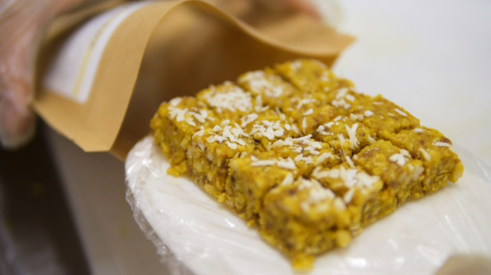 Ocka Treats Bliss Bars, food. curated.