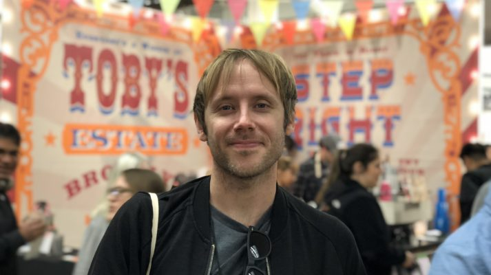 Geoff Rickly, New York Coffee Festival