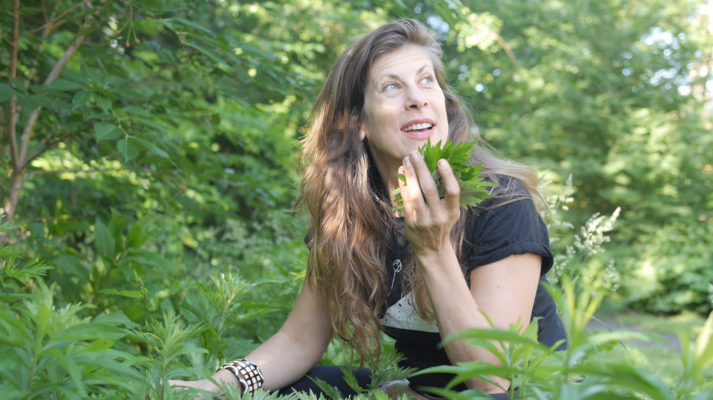 vanessa chakour, sacred warrior, food curated