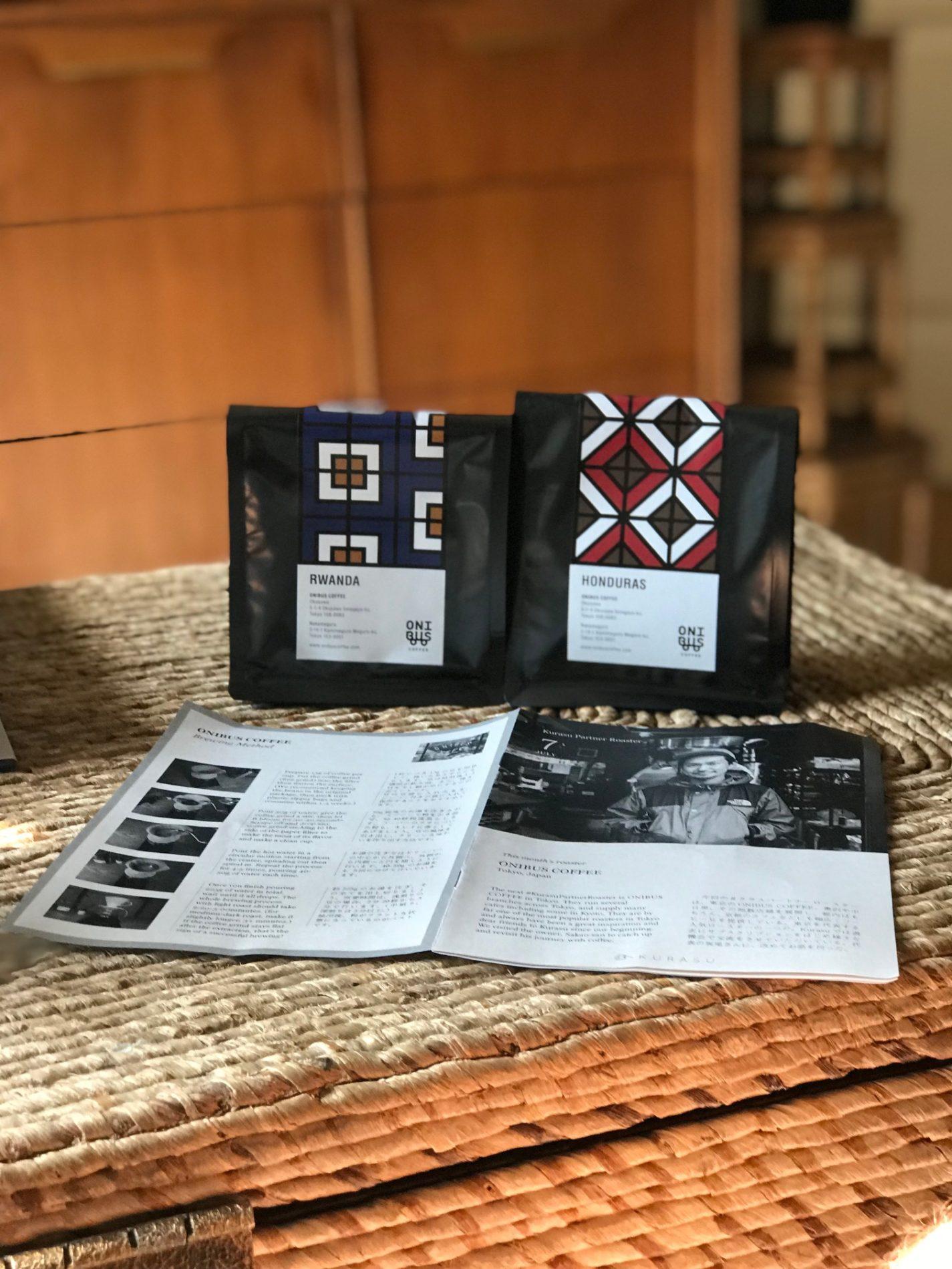 Kurasu Coffee Subscription, Coffee. Curated.
