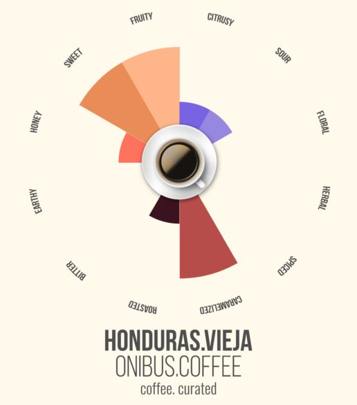 ONIBUS Honduras, Coffee. Curated.
