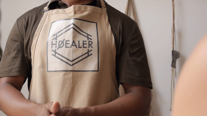healer, dropping seeds