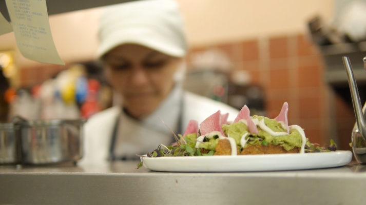 Divya's Kitchen, avocado toast