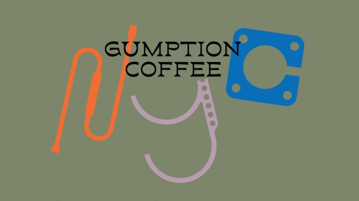 Gumption Coffee Logo